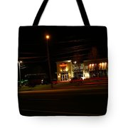 Tgi Fridays Car Lights Glow Tote Bag