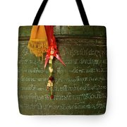 Thai Bell Tote Bag