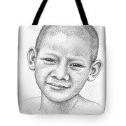 Thai Boy Tote Bag