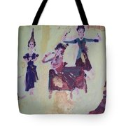 Thai Dance Tote Bag