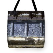 Thai Dancer Artwork Tote Bag
