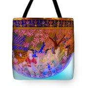 Thai Design Ceramics Tote Bag