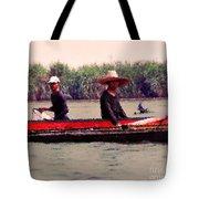 Thai Fisherman Tote Bag