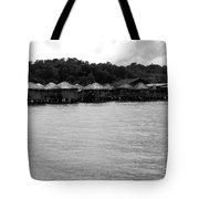 Thai Village Tote Bag