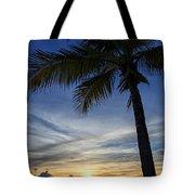 Thailand Sunset Sunrise Tote Bag