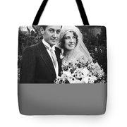 Thalberg And Shearer Wedding Tote Bag