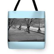 Thames Walkway Tote Bag