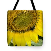 Thank God For Sunflowers Tote Bag