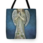 Thank You My Angel Tote Bag