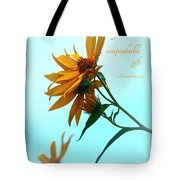 Thankfulness Tote Bag