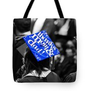 Thanks Mom And Dad Tote Bag