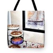 Thanksgiving Pies Tote Bag
