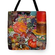 Thanksgiving Remembrance Tote Bag