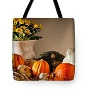 Thanksgiving Still Life Tote Bag