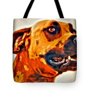 That Doggone Face Tote Bag