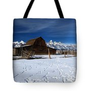 That Famous Barn Tote Bag