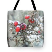 That First Snowfall Tote Bag