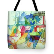 That Hashem And His Ways Become Known In The World 2 Tote Bag