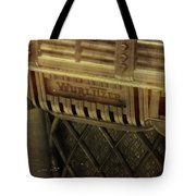 That Old Jukebox Tote Bag