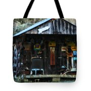 That Old Shack Tote Bag