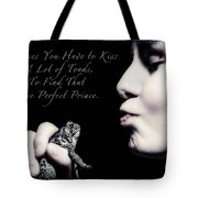 That One Perfect Prince Tote Bag