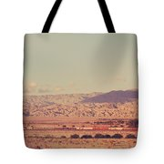 That Side Of The Tracks Tote Bag