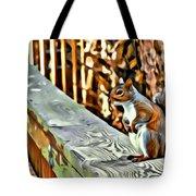 That Squirrel Tote Bag
