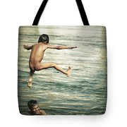 That Was A Great Day Tote Bag