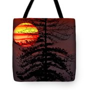 That Was The Day... Tote Bag