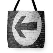 That Way Tote Bag