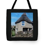 Thatched Cottage Gayleen Ireland Tote Bag