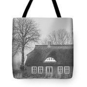 Thatched Roof Tote Bag