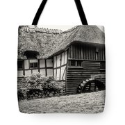 Thatched Watermill 3  Tote Bag