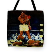 The 2nd Fight  Tote Bag