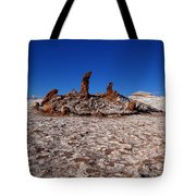 The 3 Marys Tote Bag by FireFlux Studios