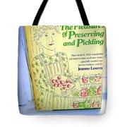 The 3 P's Tote Bag