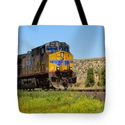 The 5789 Union Pacific Train Tote Bag