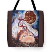 The 7 Spirits - The Spirit Of Wisdom Tote Bag