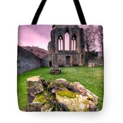 The Abbey  Tote Bag by Adrian Evans