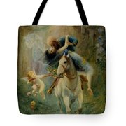 The Abduction In Cairo Tote Bag