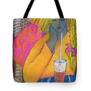 The Absolute Last Straw Tote Bag