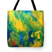 The Abstract Earth Tote Bag