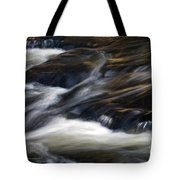 The Abstract Of Motion Tote Bag
