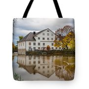 The Academy Mill Ws Tote Bag
