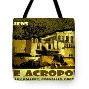 The Acropolis Athens Tote Bag