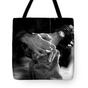 The Actor's Interview Tote Bag