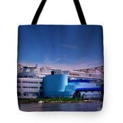 The Admiral In Space Tote Bag