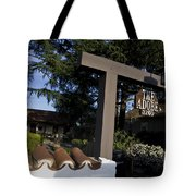 The Adobe Santa Clara California Tote Bag