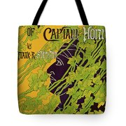 The Adventures Of Captain Horn 1895 Tote Bag