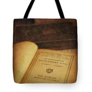 The Adventures Of Huckleberry Finn Tote Bag by Edward Fielding